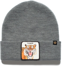 Goorin Bros. Tiger Mouth Hat grey